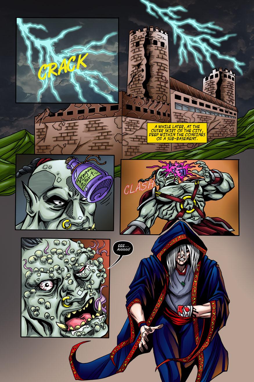 Beastlore, page 8